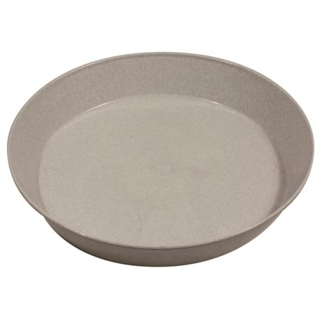 Park Saucer - Austin Planter 12AS-G5pack 12 in. Granite Saucer - Pack of 5