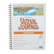 Strathmore Visual Journal, Drawing, 9in x 12in