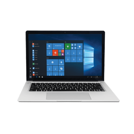 AVITA Clarus 14 Laptop, Windows 10, Intel Core i5 Processor, 8GB RAM, 128GB SSD Storage, All Metal - Silver