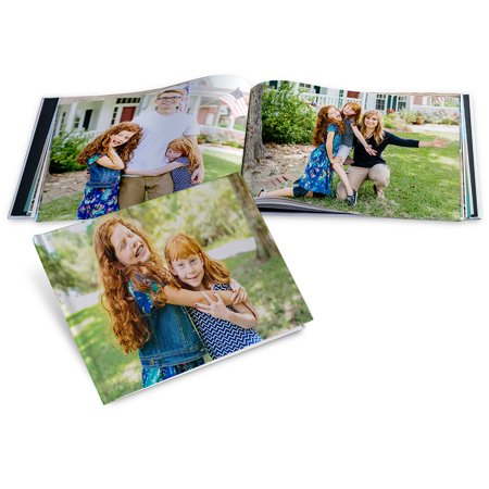 5x7 Hard Cover Photo Book ()