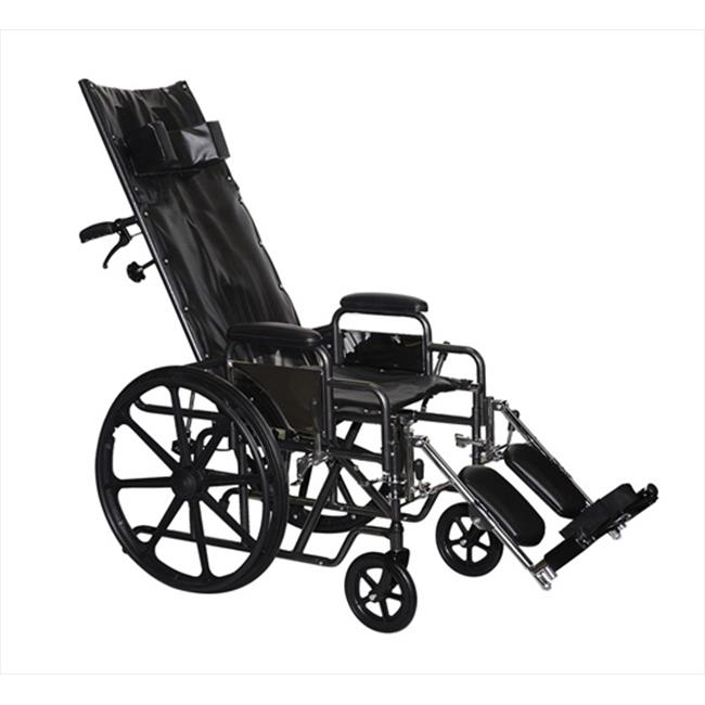 Probasics 1818 18 in. X 16 in. Recliner With Rem Desk Arm...