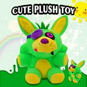 Green Phantom Foxy - Five Nights at Freddy's Plushie Sister Location Plush Toy Stuffed Doll