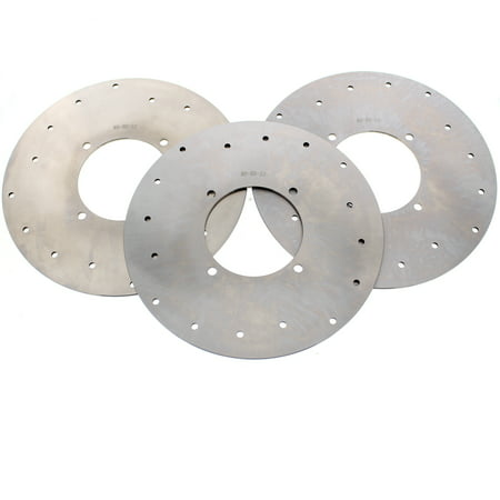 2013 Arctic Cat 1000 Mud Pro MudPro Front and Rear Standard Brake Rotor Discs