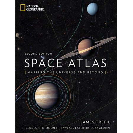 Space Atlas, Second Edition : Mapping the Universe and (Words Associated With Space And The Universe)