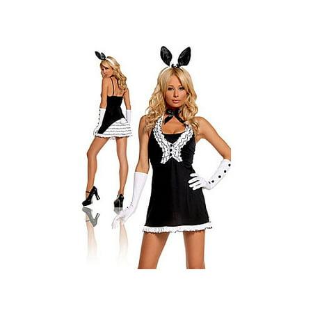Bunny Tie (BLACK TIE BUNNY LARGE)