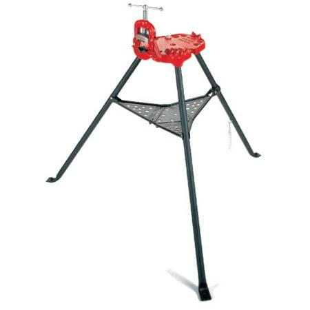 Portable Tristand Yoke Vises 2 1 2 in Pipe Cap