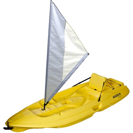 Lifetime Kayak Sail Kit Accessory, Gray/White