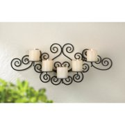 Zingz and Thingz Scrollwork Candle Holder