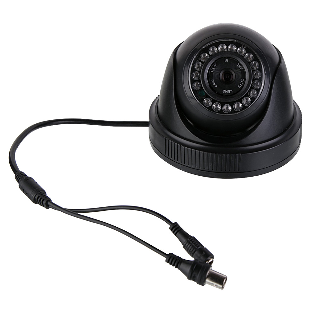 HD Night Vision Network Camera Household Waterproof CCTV Surveillance Camera Portable Infrared Network Webcam