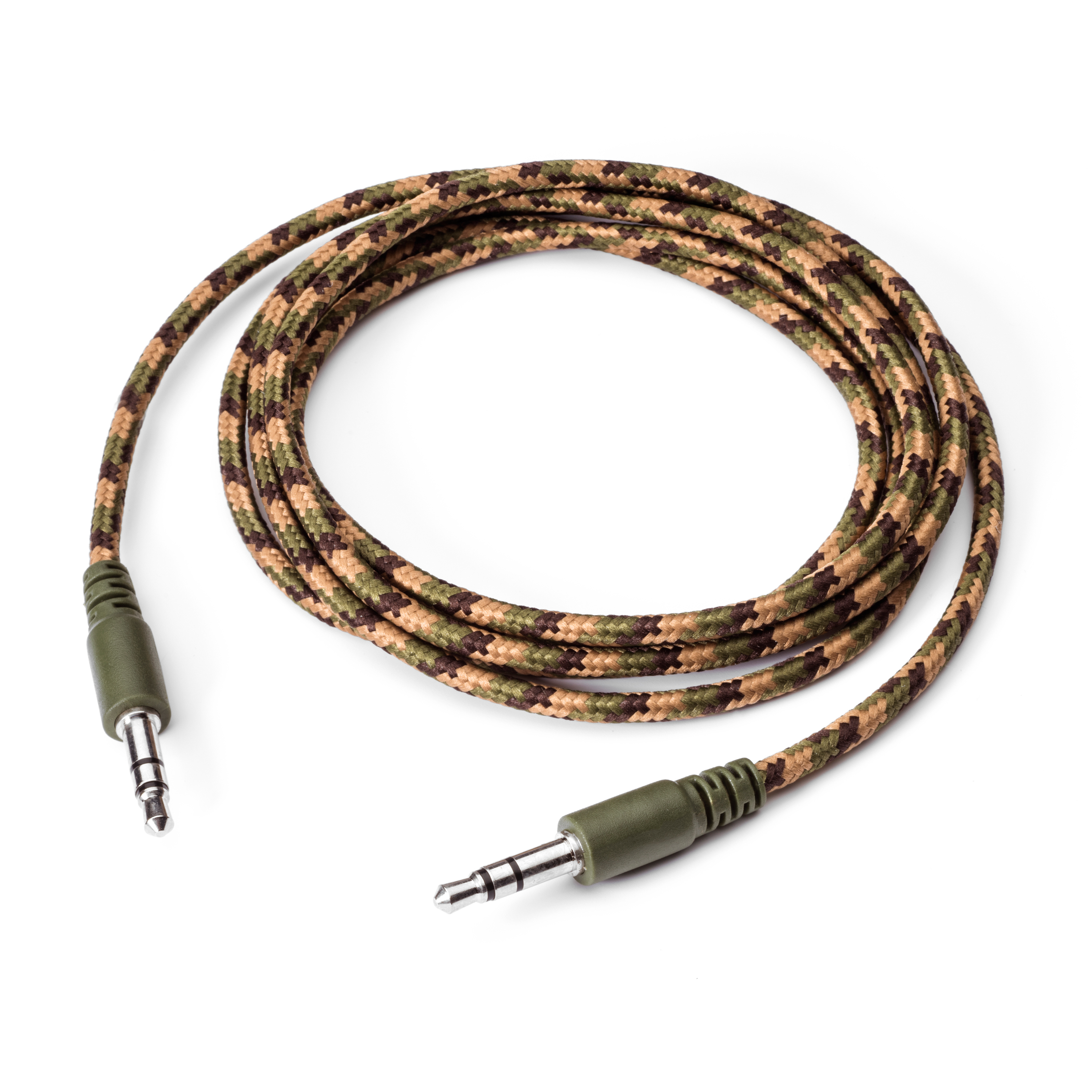 Carwires A204-CAMO - Mini-Jack Audio Cable (4 ft.)
