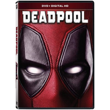 Deadpool (DVD + Digital HD) - Deadpool Movie Suit