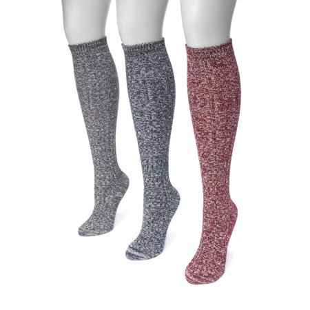 Women's Cable Knee High Socks 7 x 3.5 ()