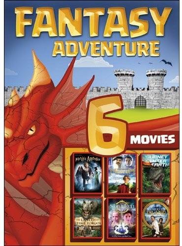 6-Movie Fantasy Adventure ( (DVD)) by