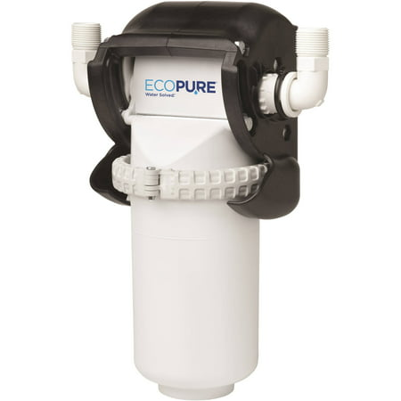 EcoPure EPWHE No Mess Whole Home Water Filtration -