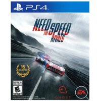 Electronic Arts Need For Speed Rivals (PS4) - Pre-Owned