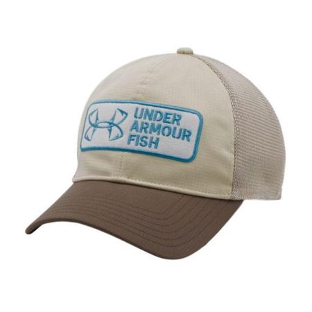 630b5ab0ba6 Under Armour - Under Armour Men s UA CoolSwitch Mesh Back Fishing Patch  Snapback Cap