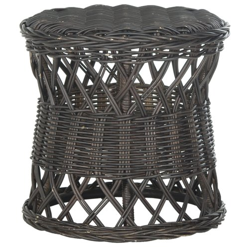 Safavieh Desta Wicker Round Table, Multiple Colors