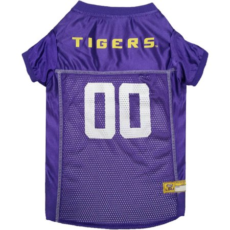 Missouri Tigers Dog Jersey - Pets First College LSU Tigers Collegiate Dog Jersey, Available in Various Sizes