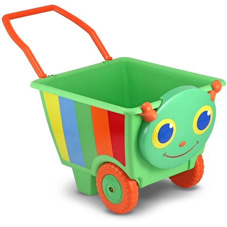 Melissa & Doug Sunny Patch Happy Giddy Cart, Pretend Play Toy for Kids