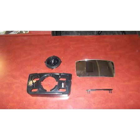 Housing End Kit (Velvac 709589 Convex Repair Kit, Glass, Housing, Clip, Actuator)