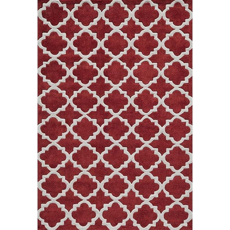 Momeni Bliss 2 X 3 Rug In Red