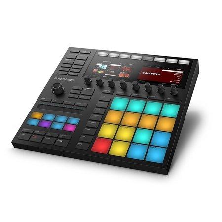 Native Instruments 21931 Maschine Mikro Mk3 Groove Production Studio,
