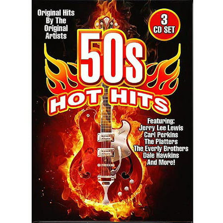 Hot Hits Of The 50's (3CD)
