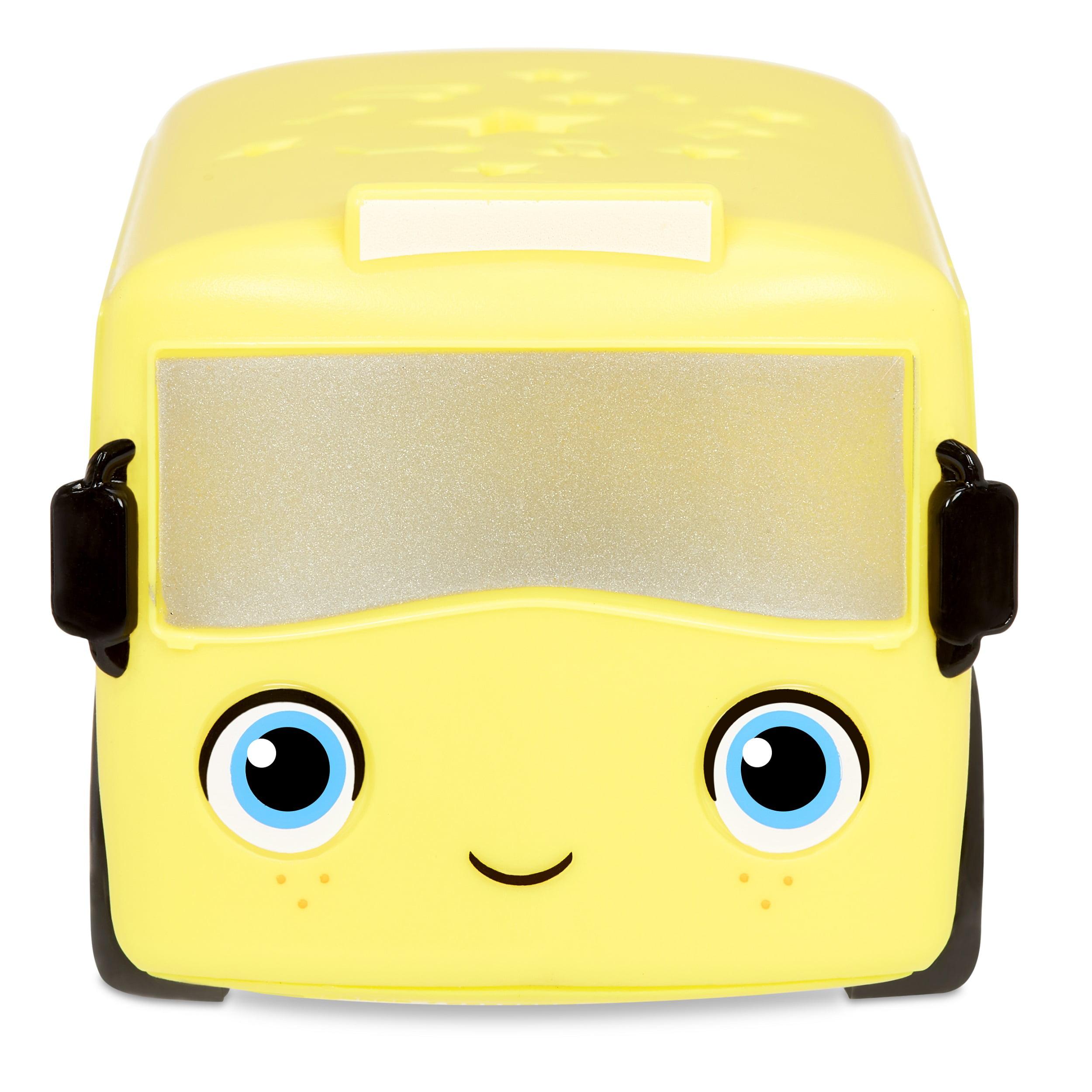 Little Baby Bum Musical Racers Buster The Bus Vehicle By Little Tikes Walmart Com Walmart Com