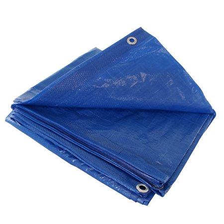 Blue 12x16 Heavy Duty UV Protected Treated Canopy Sun Shade Boat Cover - Uv Paint Ideas