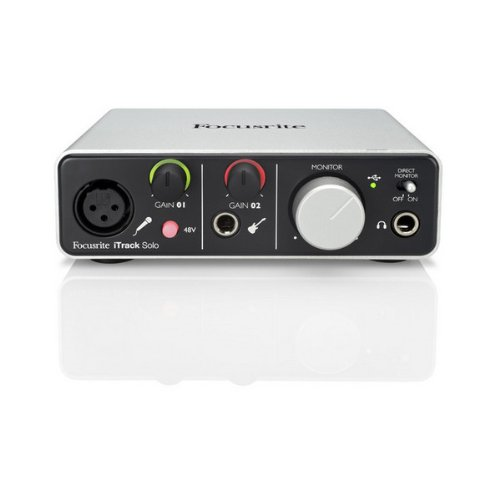 2IN/4OUT AUDIO INTERFACE      For iPad  PC and Mac