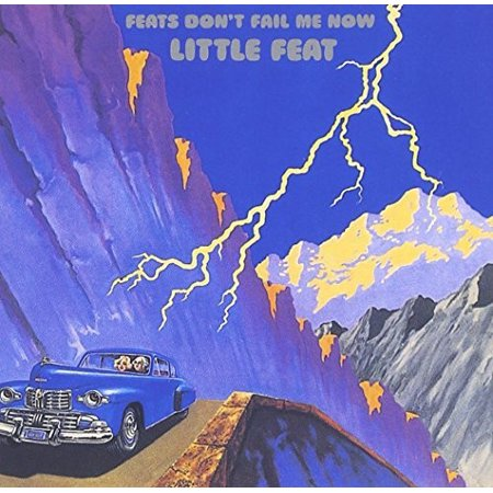 Feats Don't Fail Me Now (CD)