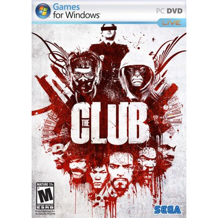 Click here for The Club - PC prices