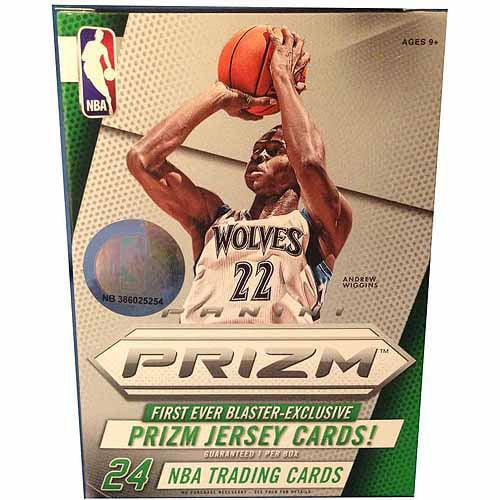 2015 Panini Prizm Basketball Value Box