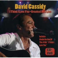 David Cassidy - I Think I Love You-Greatest Hits Live [CD]