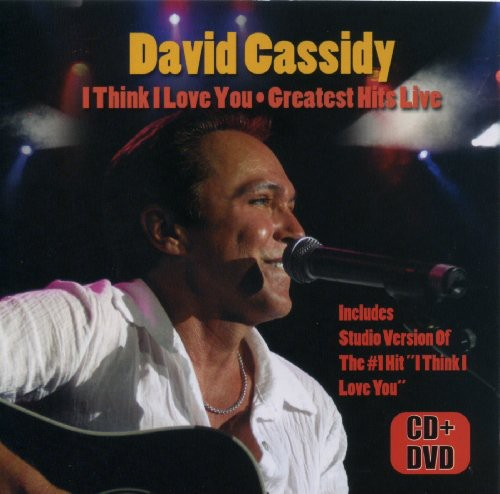 David Cassidy - I Think I Love You-Greatest Hits Live [CD]