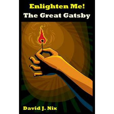 Enlighten Me! The Great Gatsby - eBook