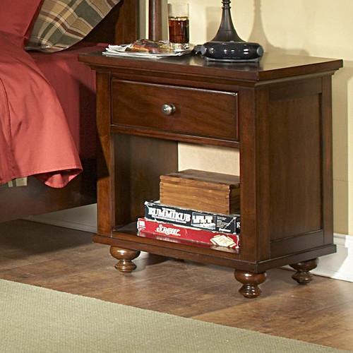 Woodhaven Hill Aris 1 Drawer Nightstand