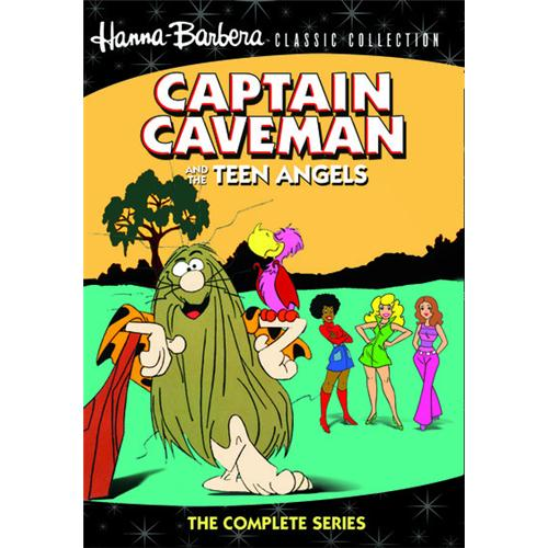 Hanna-Barbera Classic Collection: Captain Caveman And The Teen Angels The Complete Series by