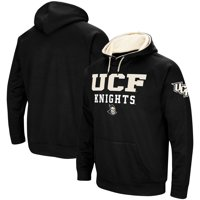 UCF Knights Colosseum Performance Pullover Hoodie - Black