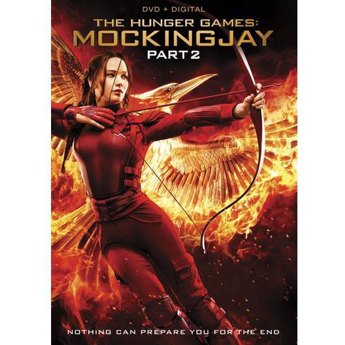 The Hunger Games: MockingJay, Part 2 (DVD + Digital Copy) (With INSTAWATCH)