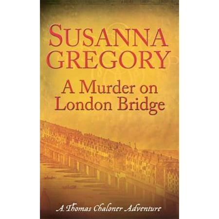A Murder on London Bridge - Halloween 2017 London Bridge