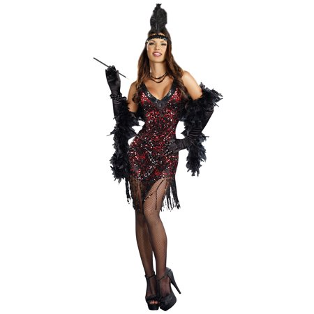 Dames Like Us Adult Costume for $<!---->