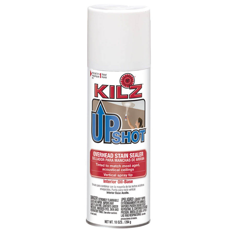 Kilz Upshot Oil-Base Interior Primer, 10 oz. Aerosol