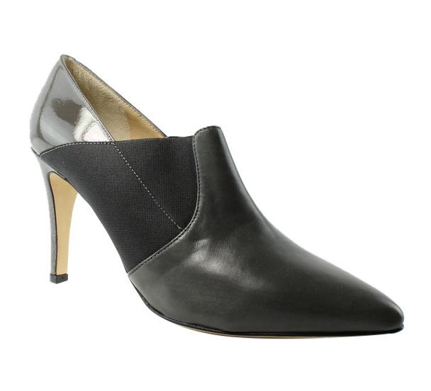 Amalfi Womens Gray Pumps, Classic Heels Size 9.5 New by Amalfi