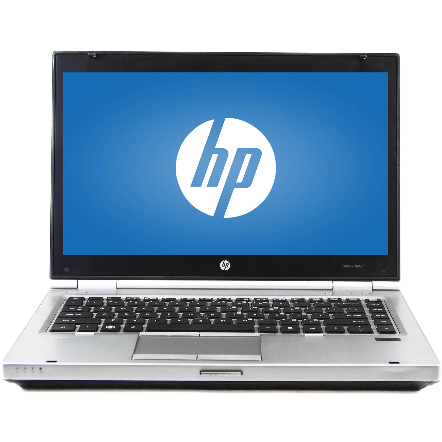 "Refurbished HP Silver 14"" 8460P Laptop PC with Intel Core i5-2520M Processor, 8GB Memory, 320GB Hard Drive and Windows 7 Professional"