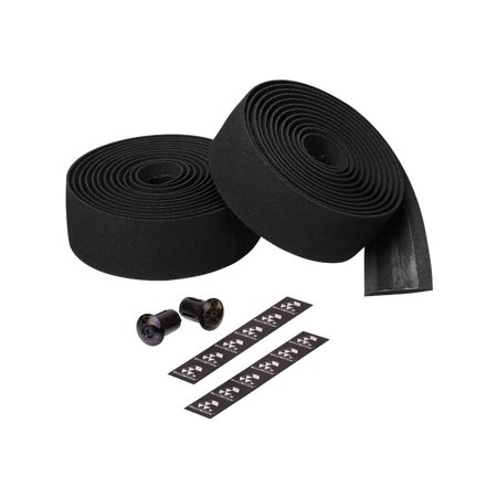 Ciclovation Suede Touch Gel Handlebar Tape Black