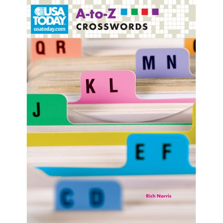 Rich Activities (USA Today A-To-Z Crosswords)