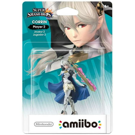 Nintendo Amiibo Corrin Mini Figure  Player 2