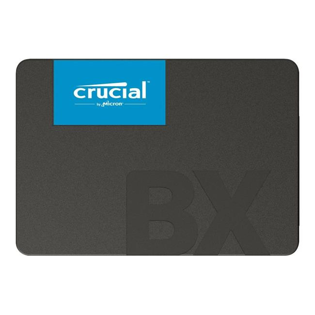 Crucial CT960BX500SSD1 BX500 960GB 3D NAND SATA 2.5 in. Internal Solid State Drive - image 1 of 1