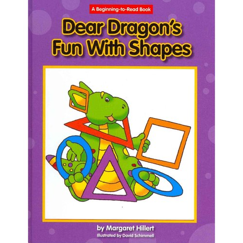 Dear Dragon's Fun with Shapes